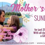 Mum's the Word this Mother's Day at La Sala In Puerto Banus