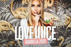 LoveJuice to hold monthly summer events at La Sala in Marbella
