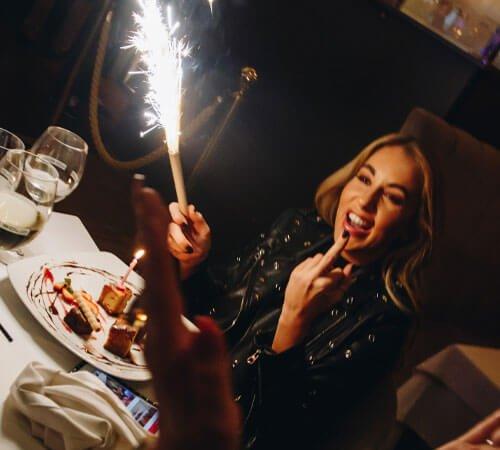Celebrate your birthday at La Sala in Puerto Banus