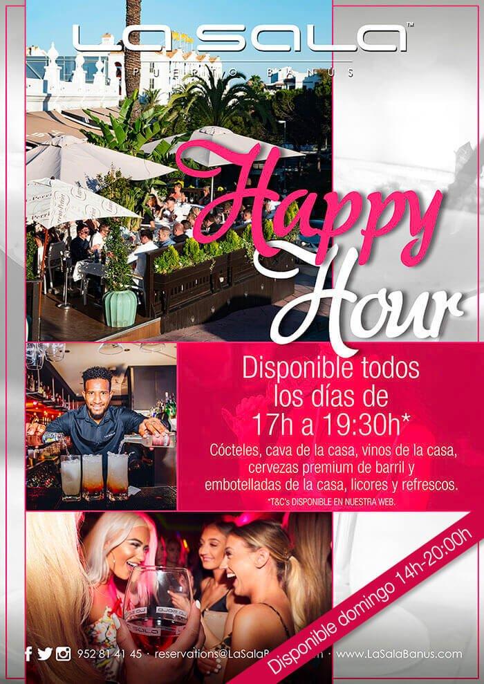 Happy Hour en Marbella
