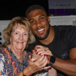Anthony Joshua at La Sala Puerto Banus