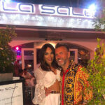 Celebrities return to popular Marbella restaurant, La Sala