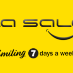 Smile 7 days a week with offers at La Sala
