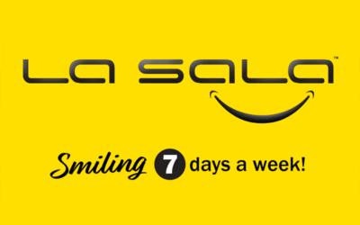 La Sala launch 7 Reasons to SMILE Campaign