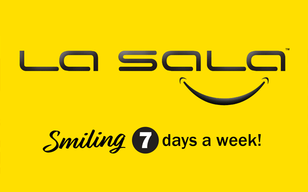 La Sala launch 7 Reasons to SMILE Campaign