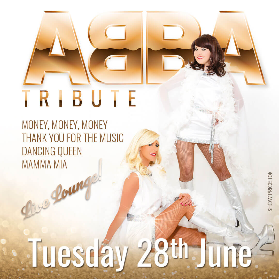 ABBA tribute in Marbella at La Sala Puerto Banus
