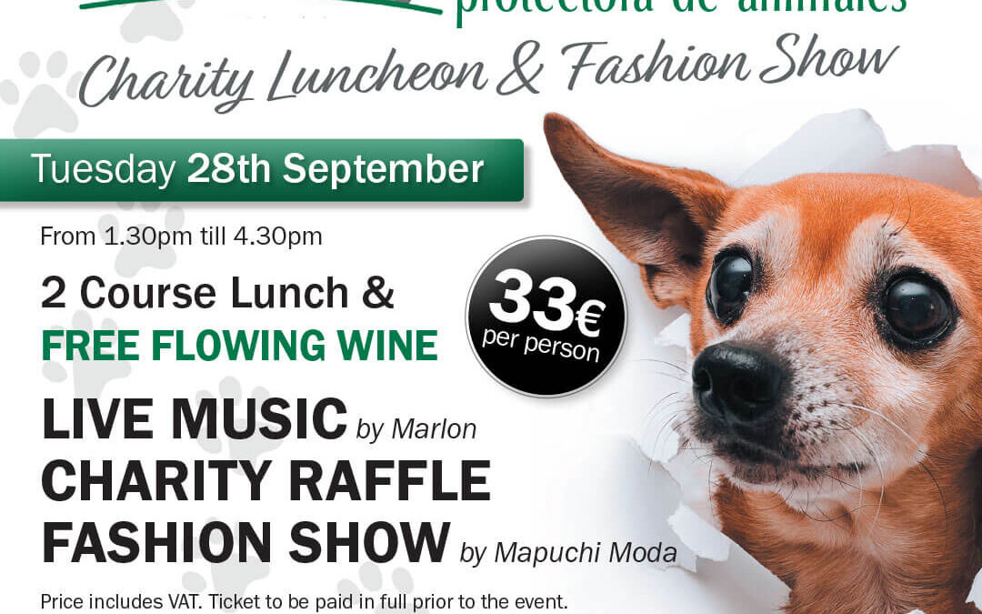 Palevlas  Charity Lunch and Fashion Show