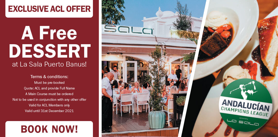 ACL Exclusive Offer at La Sala
