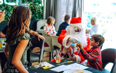 Breakfast with Santa events a huge success!