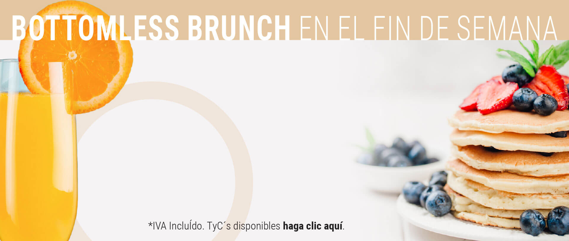 La Sala Bottomless Brunch in Marbella