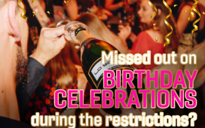 Celebrate your Birthday AGAIN at La Sala!