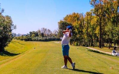 Sunny May Sala Golf day at Atalaya