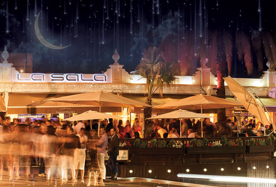 La Sala announce extended opening hours